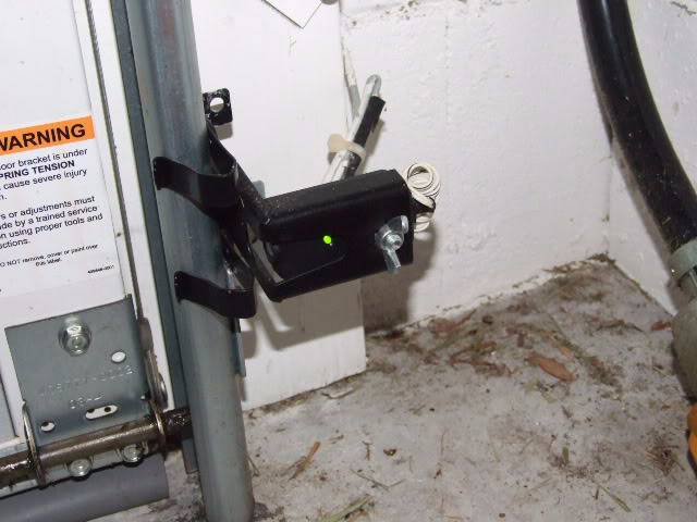 Garage door sensor service Spokane