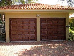Wood Paint Garage Door Repair Spokane Wa