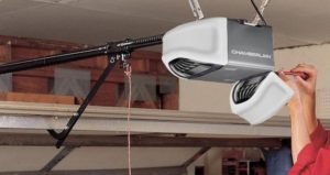 Garage door opener repair Spokane